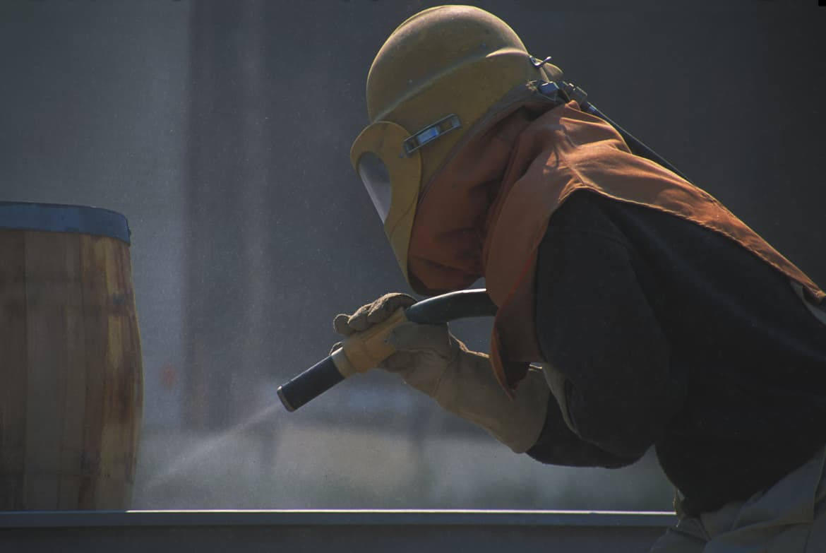 Sandblasting and Soda Blasting lexington